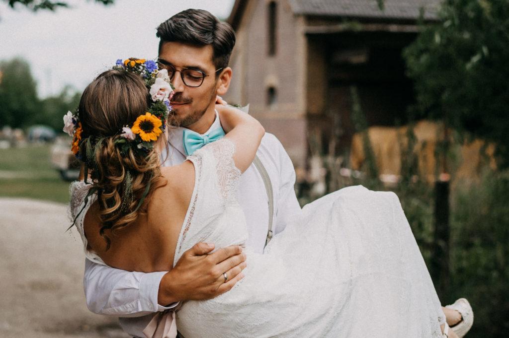 Vintage Hochzeit auf Gut Heimendahl